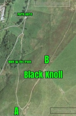 Black Knoll Take Off
